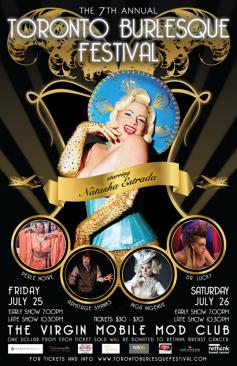 Toronto Burlesque Festival 2014
