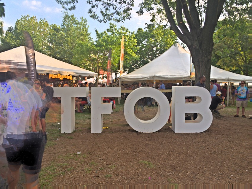 TFOB welcomes us